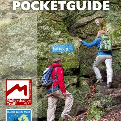 MULLERTHAL TRAIL POCKETGUIDE D-GB COVER